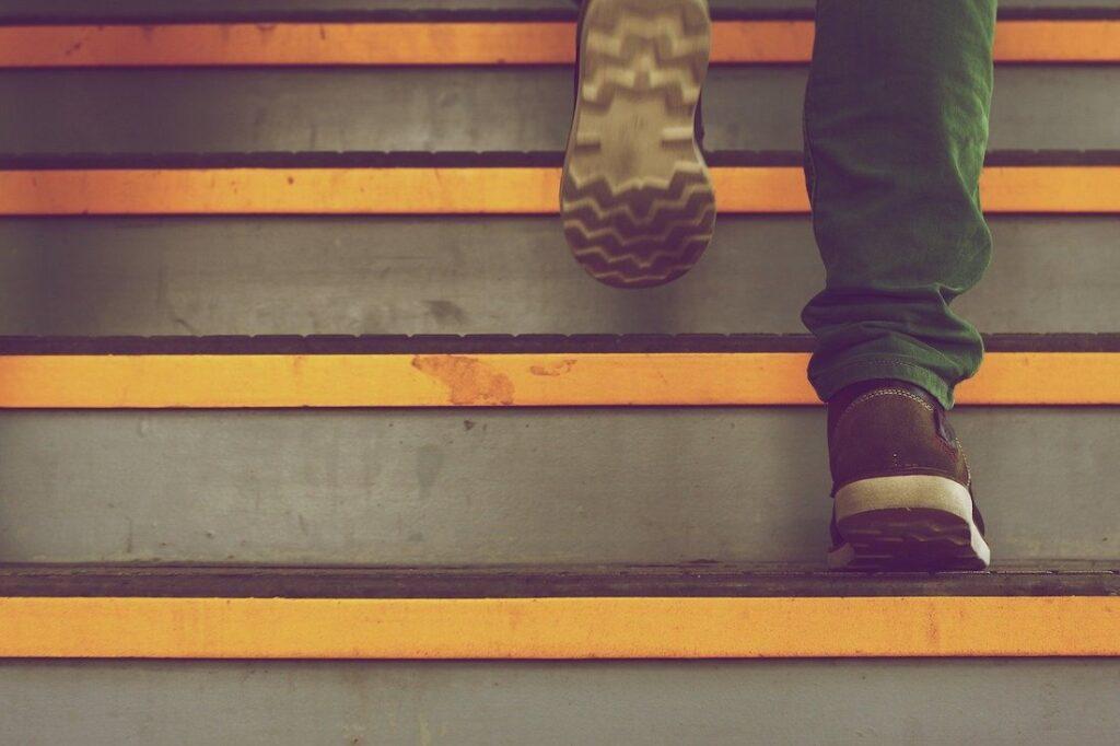 Ile kroków wykonujesz dziennie?